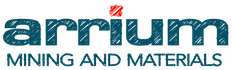 Arrium mining and materials logo scribble