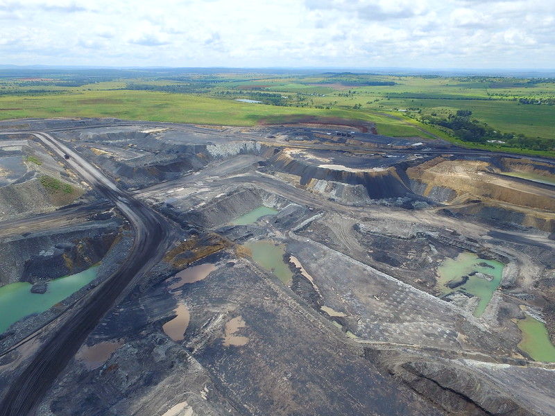 New Acland coal mine - Credit - Lock the Gate Alliance