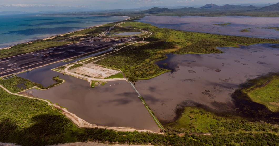 North Queensland export terminal/Adani Abbot Point coal terminal